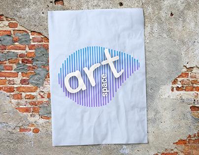 Art space logo / логотип арт-пространства