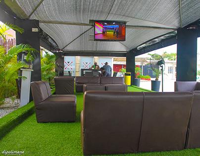 Lagos Lounge/Hangout Shoot