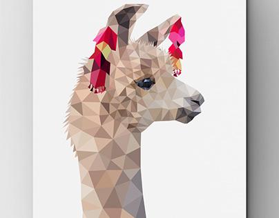 Lama Love Wild