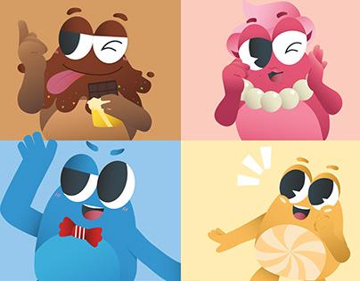 Sweet Dreams by Heinemann Mascot Revamp
