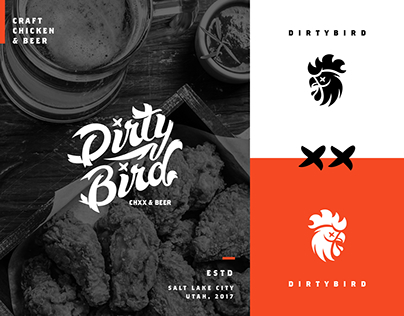 Dirtybird. Craft chicken and beer.