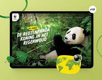 WWF - RANGERS platform UX/UI Design
