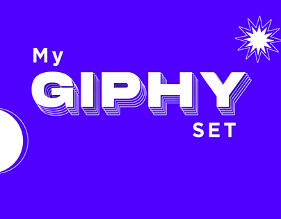 My Giphy Supah Set