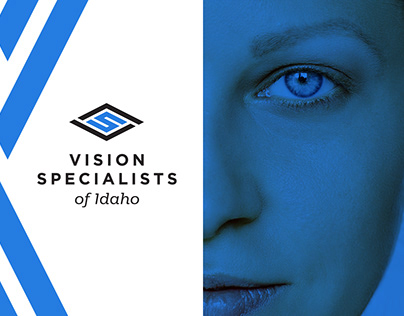 Vision Specialists of Idaho Branding