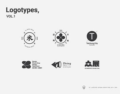 Logotypes,Vol.1