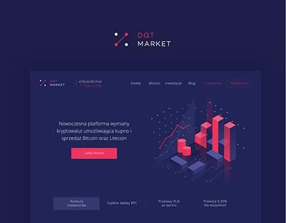 dgtmarket | landing page