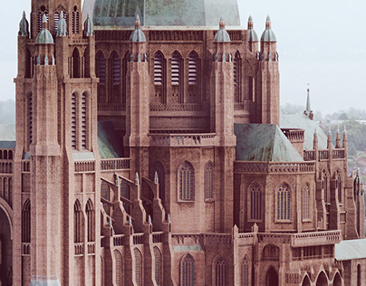 HOW THE UK LANDMARKS COULD HAVE LOOKED