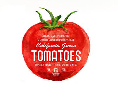 California Grown Tomatoes
