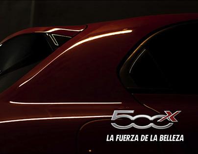 Fiat 500X - La fuerza de la belleza