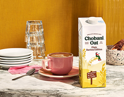 Chobani® Brand Collateral