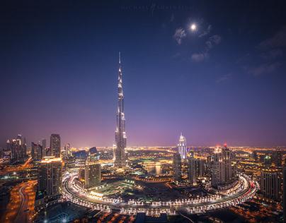 Cityscape: Dubai
