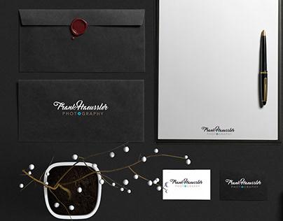 Frank Haeussler Photography Logo Branding