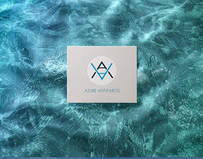 Azure Antiparos | Branding & Web design