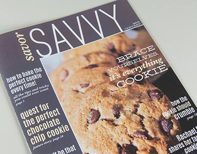 Savor Savvy Magazine