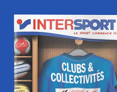 Print I 3D I Catalogues I Intersport
