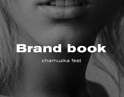 Chamuzka // Branding