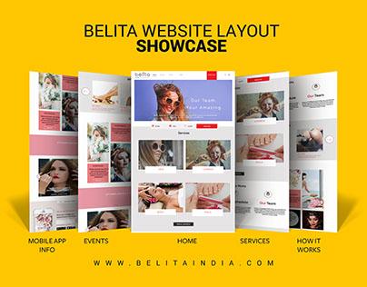 Belita_Website