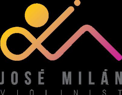 J. Milán Identidad Visual