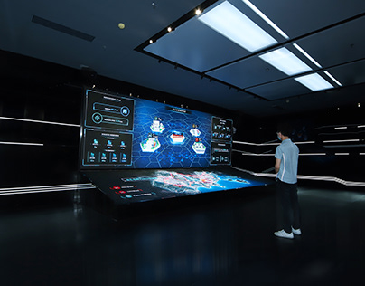 Comprehensive Energy Interactive Experience Center
