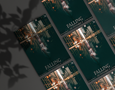 FALLING _ Movie poster