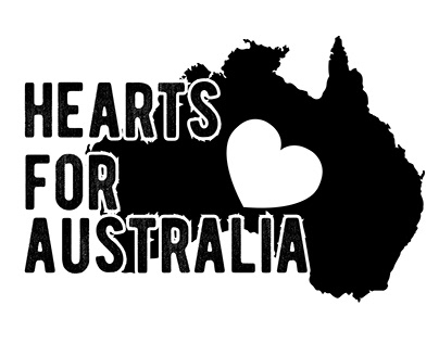 T-Shirt Design For Australia Fire