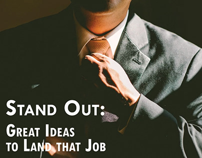 Stand Out: Innovative Resumes and Cover Letters