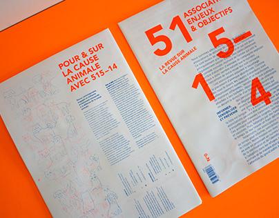 515–14 La revue sur la cause animale