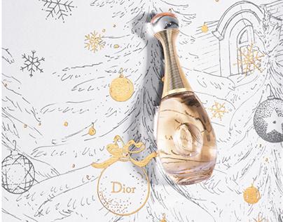 Dior christmas calendar