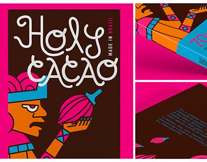 Holy Cacao Chocolate