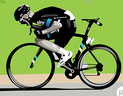 Le Tour - Froome