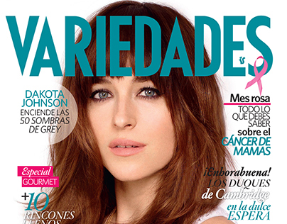 Variedades - Magazine