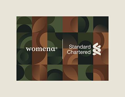 Womentum Booklet Design (Branding)