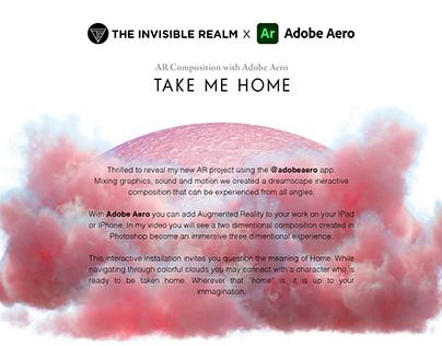 Adobe Aero - Take Me Home