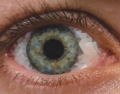Low Poly Eye
