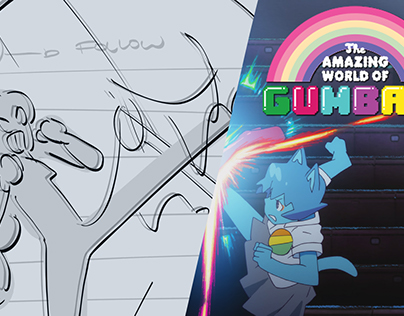 THE AMAZING WORLD OF GUMBALL S4 - THE FURY