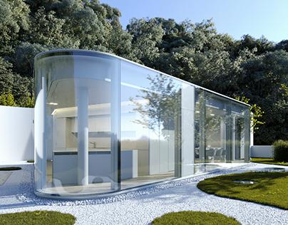 Tutorial Lake Lugano House