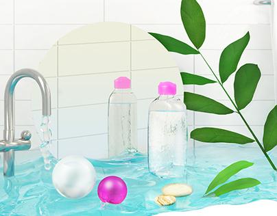 Garnier Skin Naturals for Wonderzine