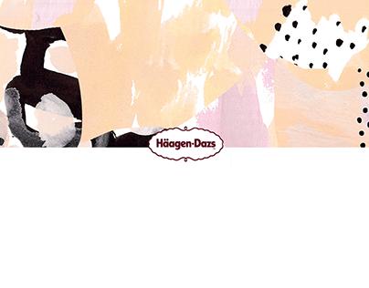 Häagen-Dazs Content Strategy