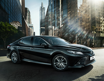 THE NEW CAMRY