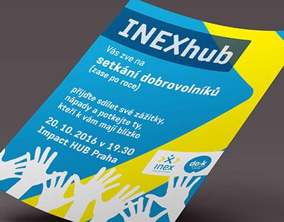 INEXhub - flyer
