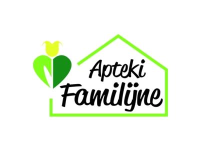 Apteki familijne - logotype