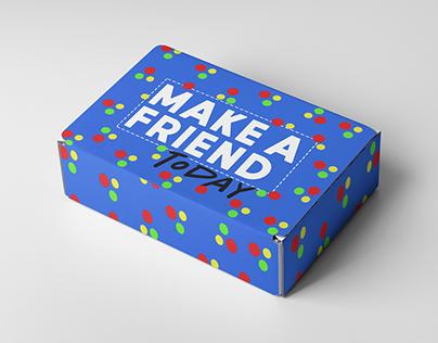 Self Initiated: Make a Friend