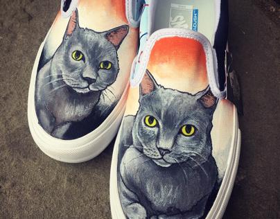 Vans Custom Shoe Design