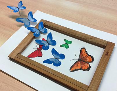 蝴蝶 / Húdié