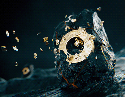 GOLDEN CRUNCH by Mr. Djemius
