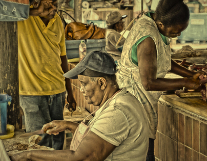 Living Bajan, Barbados
