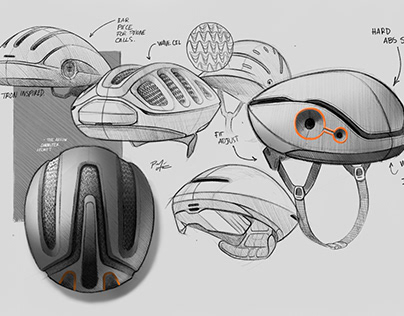 Helmet Form Exploration