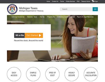 Michigan Tax Filing