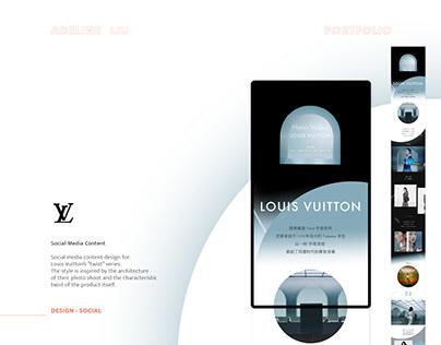 Chinese Social Media Design Portfolio 2020