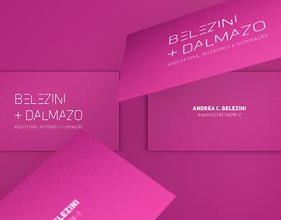 Belezini + Dalmazo | Branding